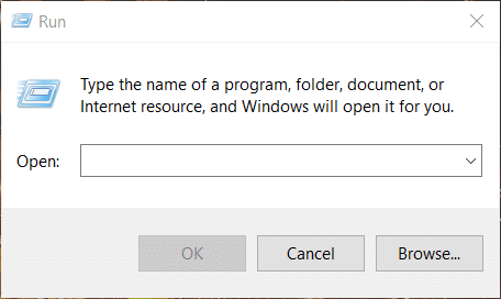 open run to find Windows 7 product key