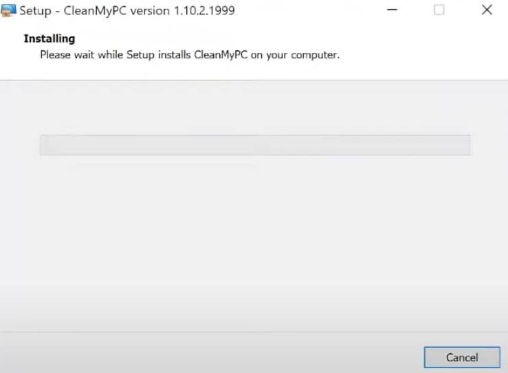 Install CleanMyPC