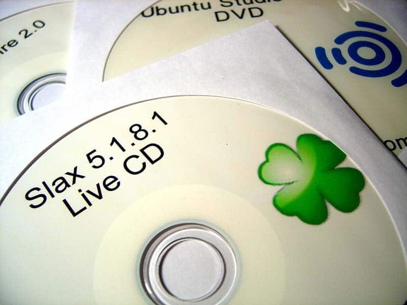 Live CD Linux