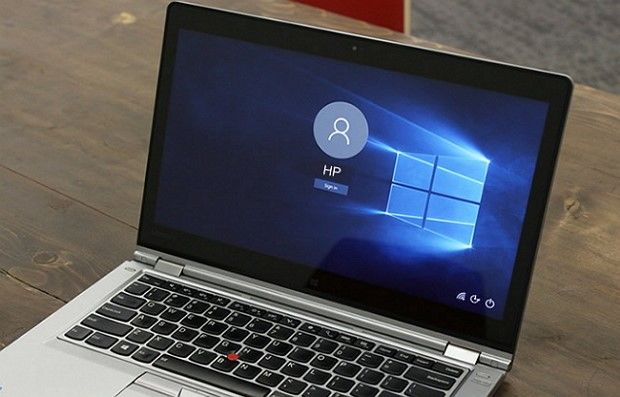 reset hp laptop password