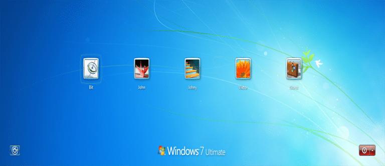 Windows 8 Passwort Umgehen
