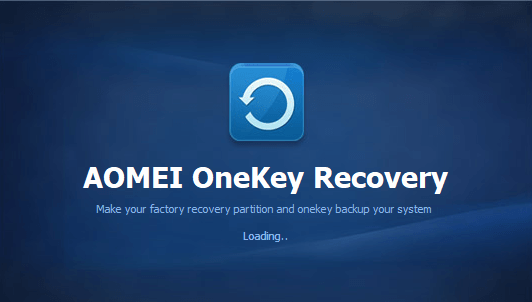 AOME Onekey Recovery