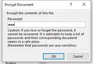déverrouiller le document ms word 2010 et ultérieur avec un mot de passe