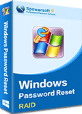 Windows Password Reset Raid