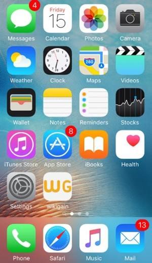 Get access to the home screen using Siri as iPhone passcode unlocker