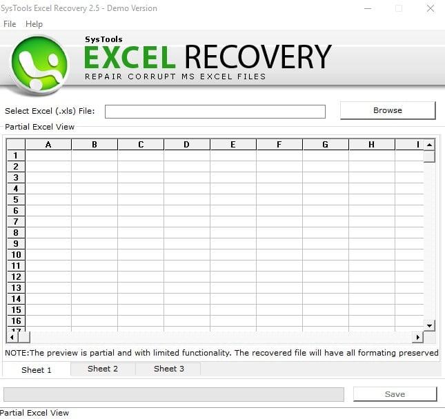 Logiciel de Récupération de Mot de Passe Excel SysTools